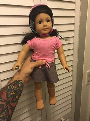 AUTHENTIC American Girl  Retired Pleasant Company Doll Jly ?