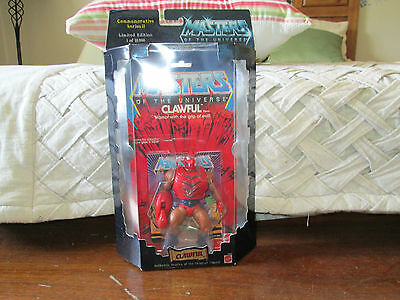 Masters of the Universe authentic Vintage replica Clawful MOC