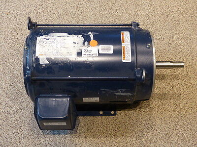 Marathon Electric E111 Close-Coupled Pump Motor 3Ph 10Hp 230/460V 213Ttdw4022