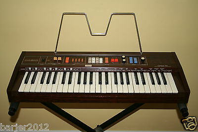 Vintage Retro Casio CT-403 Casiotone 403 Electronic Keyboard from 1982