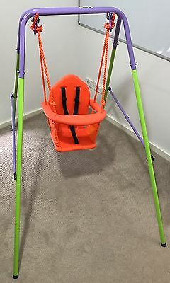 Action Nursery Swing - Green