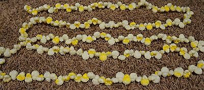 Buttered Popcorn Garland, 2 of 9' strings