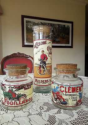 Collectable Jars