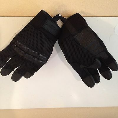 Police/Law Enforcement, NeedleStick Protection Search and Duty Gloves Size Large