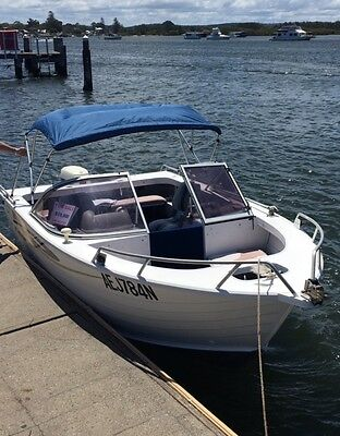 Stacer 525 Easy Rider Sports Bowrider