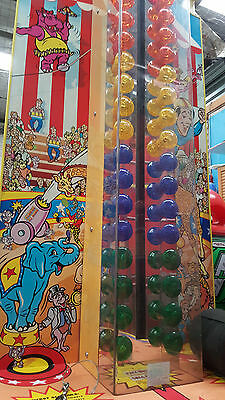 Skee Ball Circus Hi Rise Ticket Redemption Hammer Whac A Game