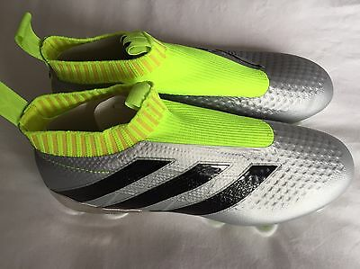 Adidas ace 16+ Pure Control Football Boots Size 8