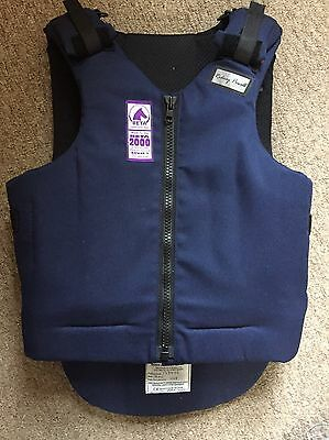 NEW Rodney Powell Body Protector Horse Riding Size 3LW