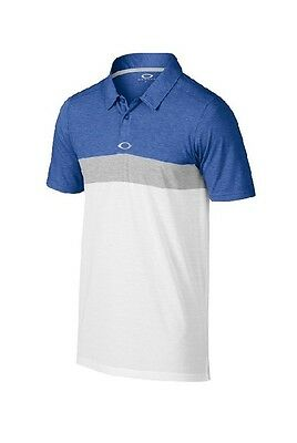 Oakley Anderson Tailored Fit Golf Polo Size S - New