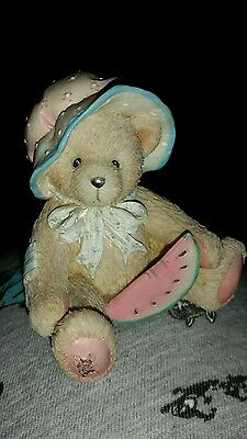Cherish teddies Julie (july)