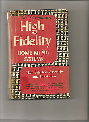 HIGH  FIDELITYHOME MUSIC SYSTEMS William R. Wellman 1955 USA selection, assembly