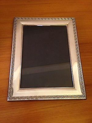 CARRS OF SHEFFIELD STIRLING SILVER PHOTO FRAME 5 x 7 PICTURE HALLMARK