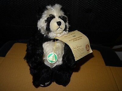 Hermann limited Edition Little Panda Paul bear