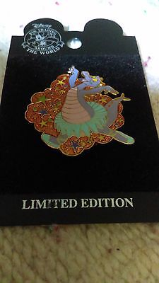 Disney's Figment Surprise Pin LE 1000