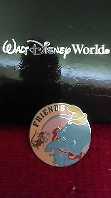 """WDW Trading Pin Timothy """"Friends"""" Pin Dumbo & Timothy Mouse"""