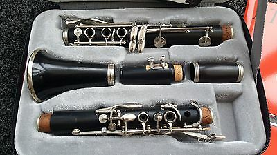 Clarinet with case and extras (B flat) B&H