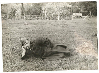 Superbe Photo Originale Grand Format Armee Belge Mai 1940