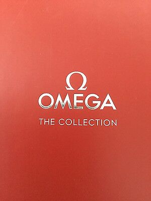 Omega The Collection Watch Catalogue And Price List - New/unread