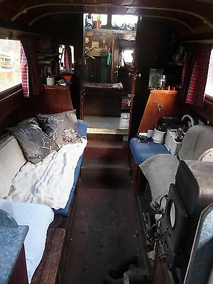 30ft Boat Narrowboat River Cruiser Steel