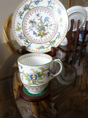 coalport coffee cup and saucer