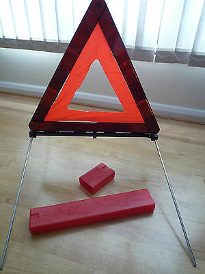 Audi Safety Warning Road Triangle in plastic box