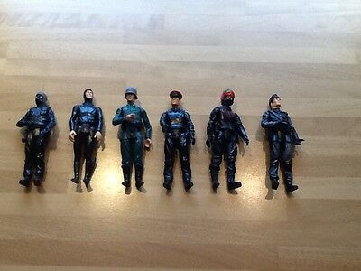 Star Wars Collectibles Figures 1980,s