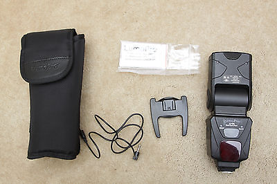 Boxed LumoPro LP180 Flash in Excellent Condition