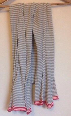 Lovely Ladies BODEN 100% Cotton Long Lightweight Scarf