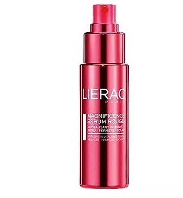LIERAC MAGNIFICENCE SERUM ROUGE Revitalisant Intensif Rides 30 ml