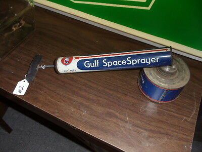Gulf oil space bug sprayer #2 check out 18 auctions on vintage spriyers