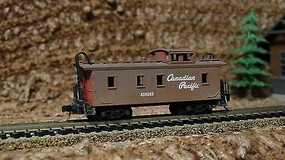 N Scale MTL   Canadian Pacific CP  Cupola Caboose Lot 435053