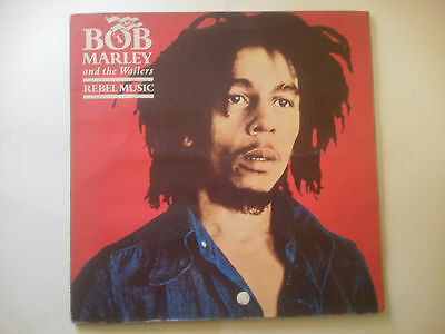 LP Vinilo Bob Marley and the Wailers Rebel Music
