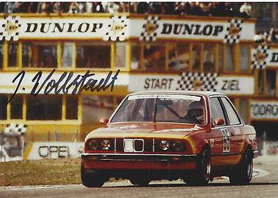 Johannes Wollstadt - BMW 323i - DTM - 1984 - orgin sign!!