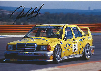 Roland Asch - Mercedes 190E 2.5-16 Evo I - DTM - 1990 - orgin sign!!