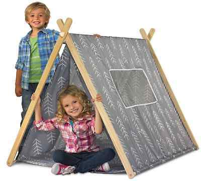 New REPLACEMENT COVER & Parts for Discovery Kids A Frame Teepee Tent  (D-48)