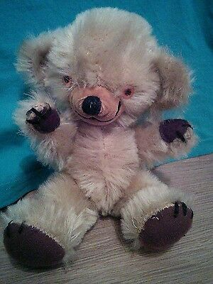 Vintage Merrythought Cheeky Bear 9in