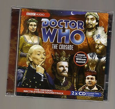 Doctor Dr Who—The Crusade (BBC Soundtrack)