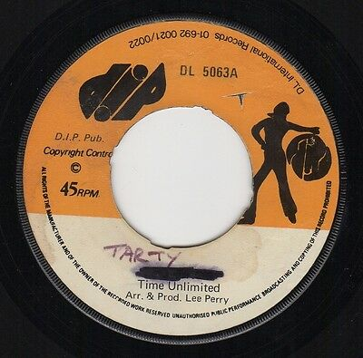 Time Unlimited - 23Rd Psalms - Upsetter