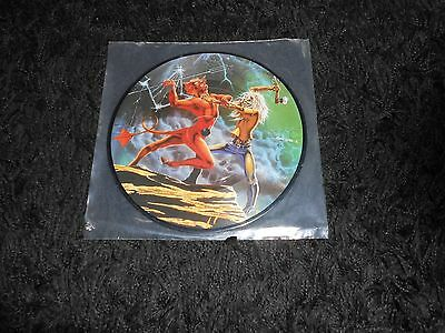 "/rare/ Iron Maiden7"".pic Disk,run To The Hills."