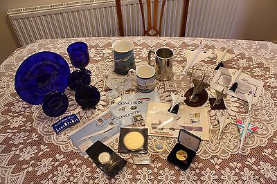 Concorde Collection Bristol Blue, Models, Tankards Etc
