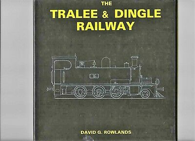 Dismantling collection narrow gauge books and models Tralee & Dingle Railway