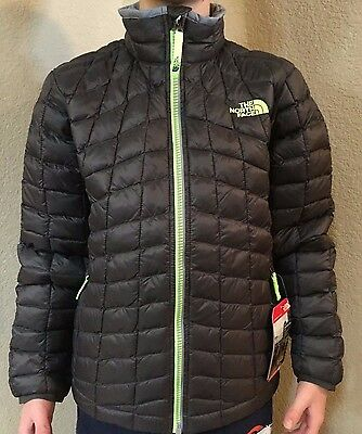 The North Face Boys' Full Zip Thermoball Jacket  M L XL