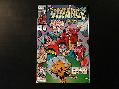 Doctor Strange Sorcerer Supreme Vol 1 #46 Near Mint Condition Oct 1992 Marvel