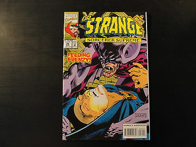 Doctor Strange, Sorcerer Supreme Vol 1 #56 Near Mint Condition Aug 1993 Marvel
