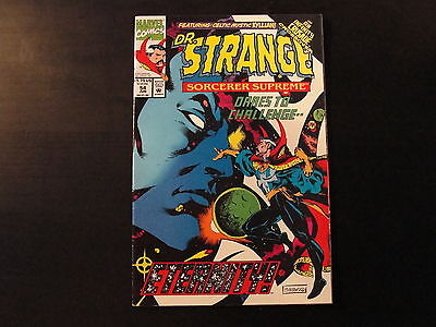 Doctor Strange, Sorcerer Supreme Vol 1 #54 Near Mint Condition Jun 1993 Marvel