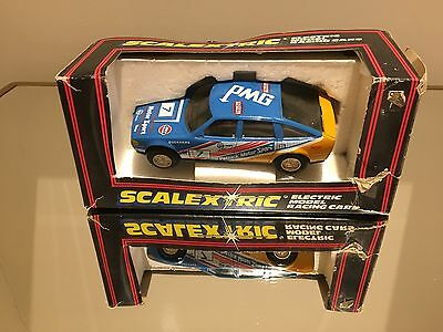 scalextric PMG Rover Electric Car C.280