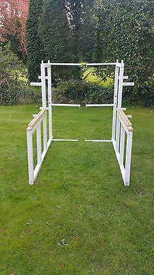 Squat Rack Cage Bench Press Olympic plate storage smith machine