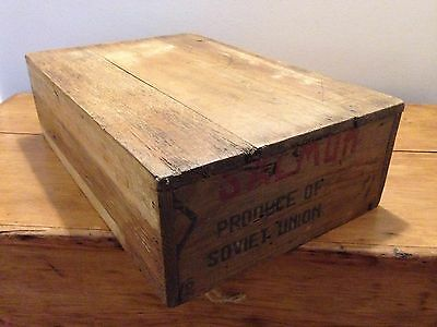 Antique/vintage Wooden Box/tray ideal storage display,