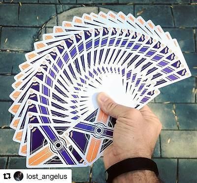 ICO 2016 International Cardistry Open Limited Edition Playing Cards Poker Deck