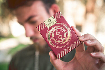Mirage Dawn Edition Limited Custom Playing Cards Magic Cardistry Poker Deck ^^^^